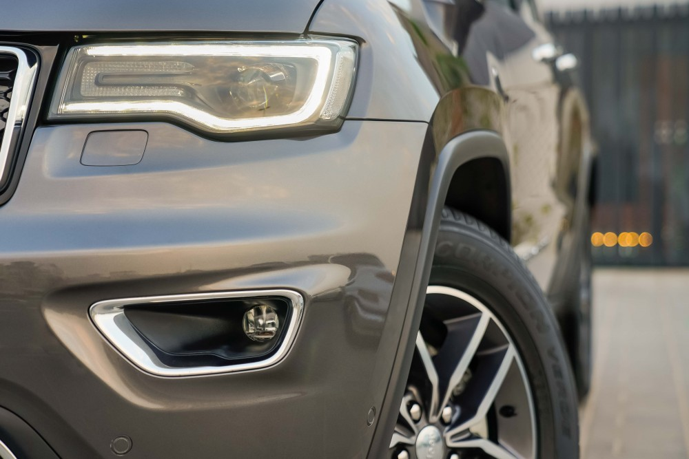 buy second hand Jeep Grand Cherokee Limited in Dubai