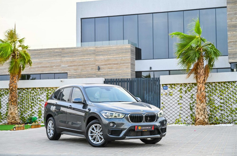 buy pre-owned BMW X1 sDrive20i without downpayment
