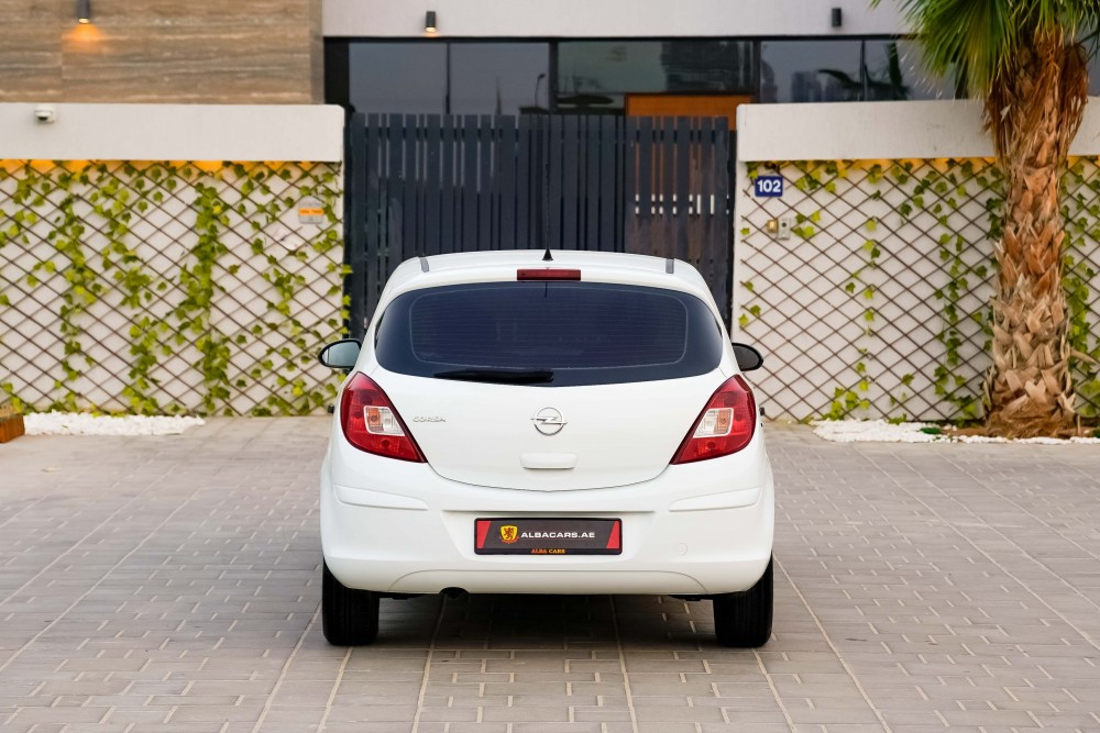 buy approved Opel Corsa with warranty