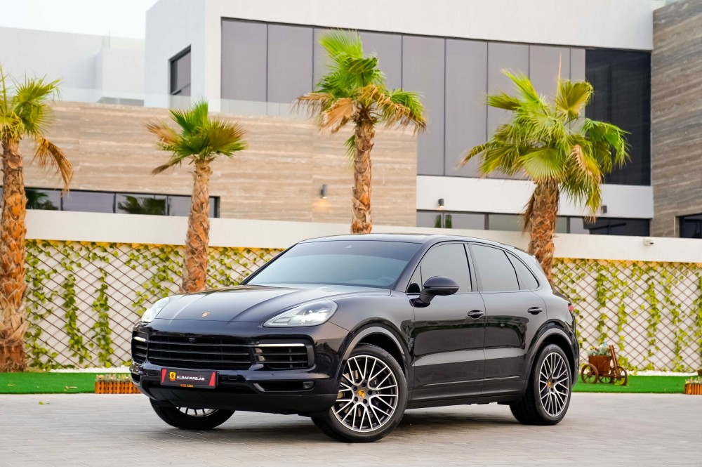 buy used Porsche Cayenne without downpayment