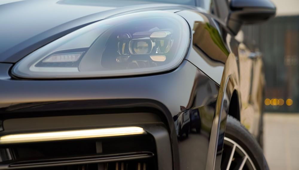 buy approved Porsche Cayenne with warranty
