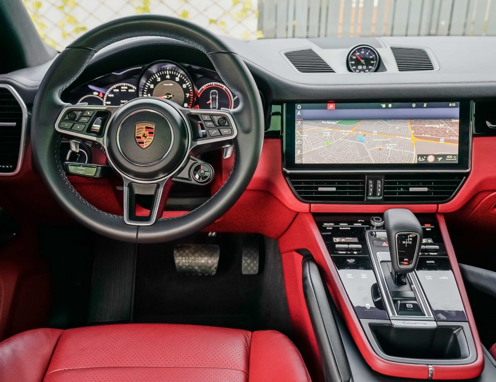 buy approved Porsche Cayenne in UAE