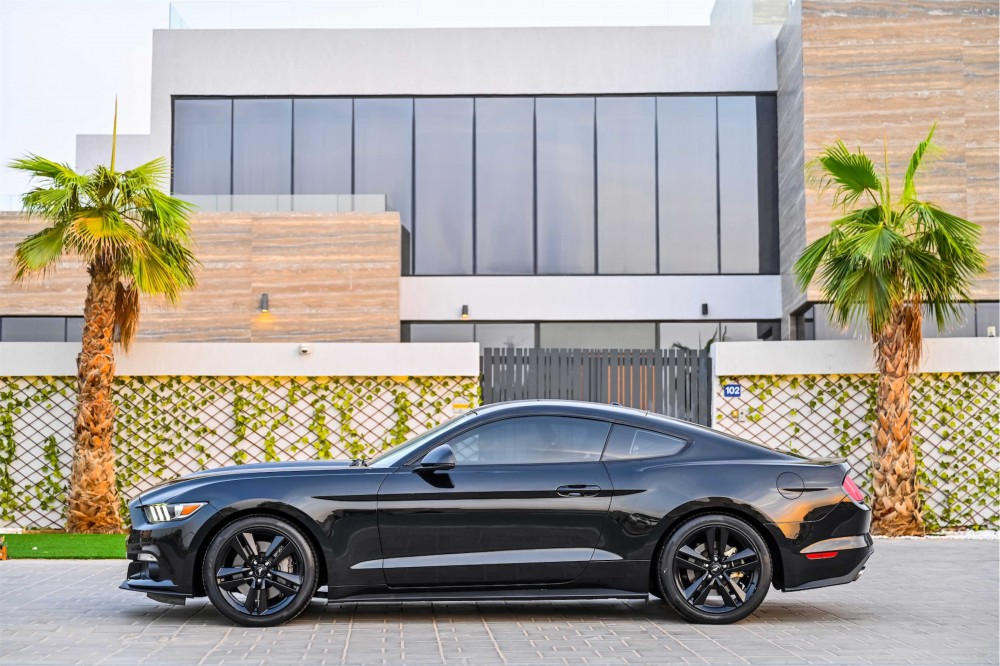 buy used Ford Mustang Ecoboost with warranty
