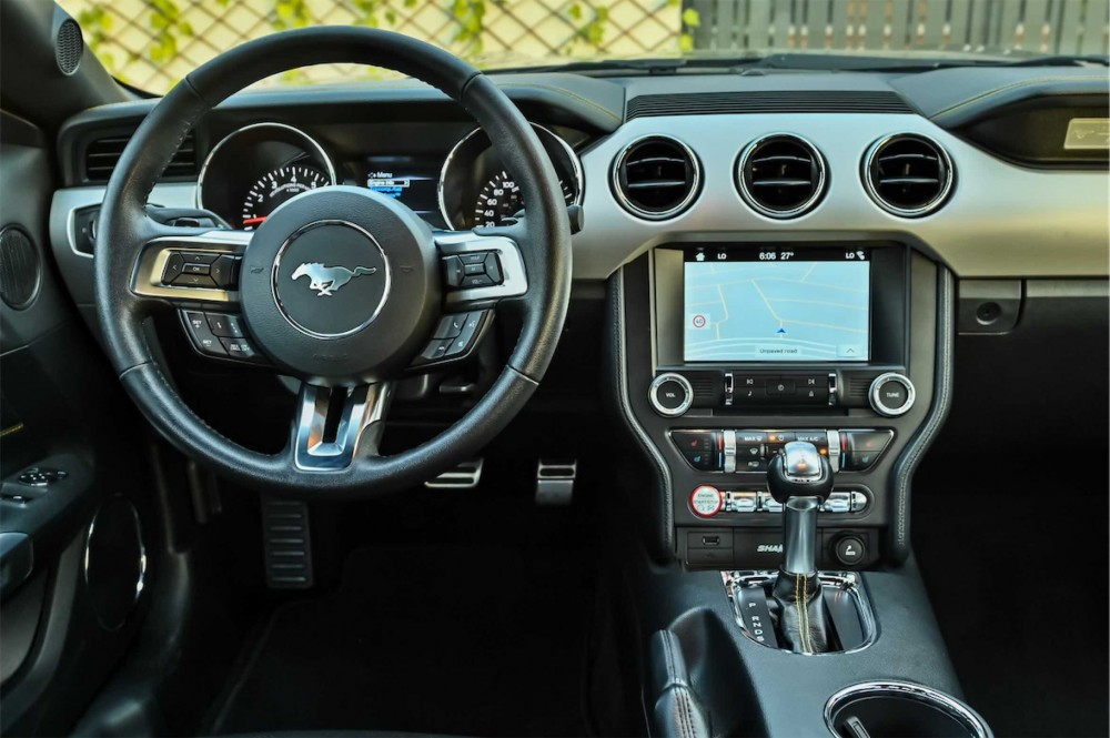 buy approved Ford Mustang Ecoboost with warranty