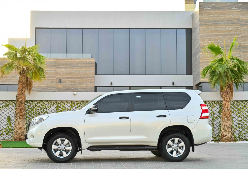 buy used Toyota Prado EXR without downpayment