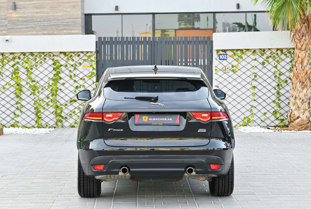buy slightly used Jaguar F-Pace 35t 3.0L V6 without downpayment