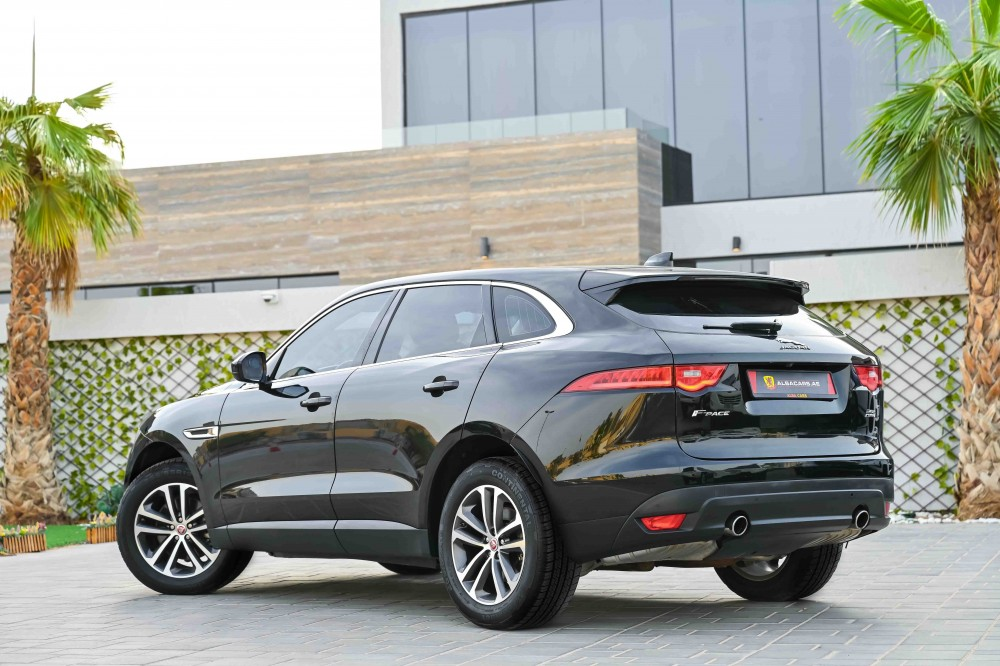 buy pre-owned Jaguar F-Pace 35t 3.0L V6 without downpayment
