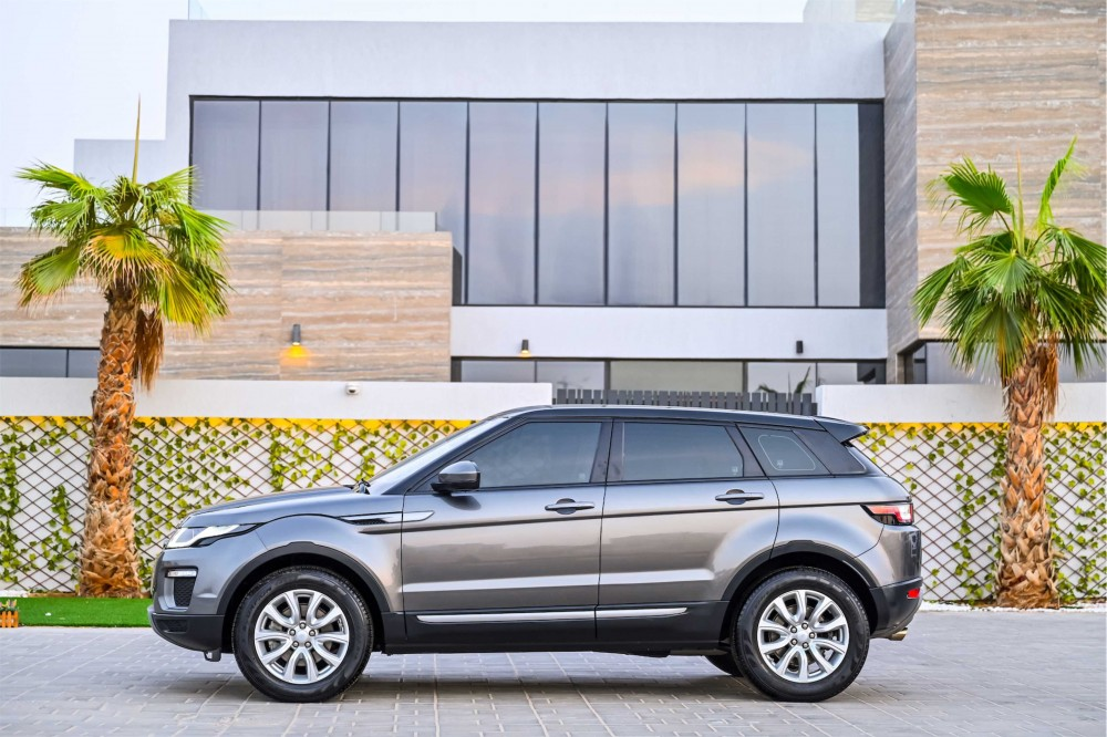 buy certified Range Rover Evoque without downpayment