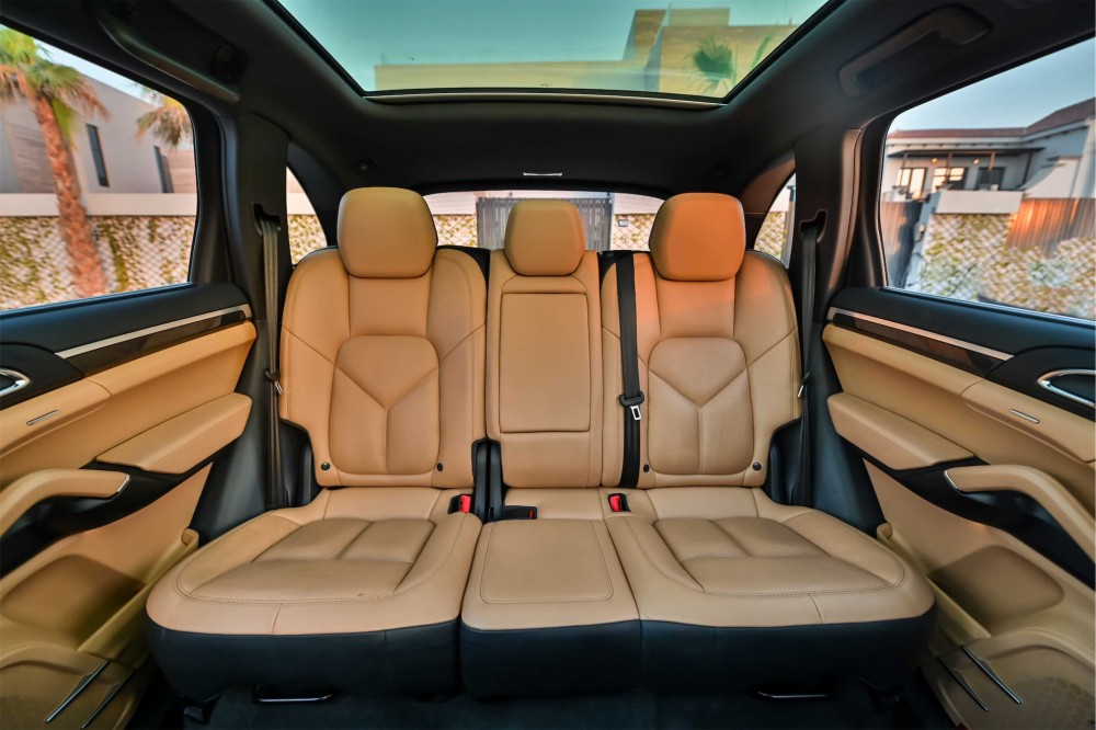 buy certified Porsche Cayenne S without downpayment