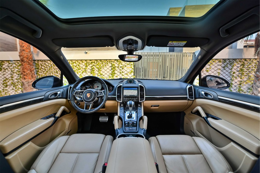 buy approved Porsche Cayenne S without downpayment