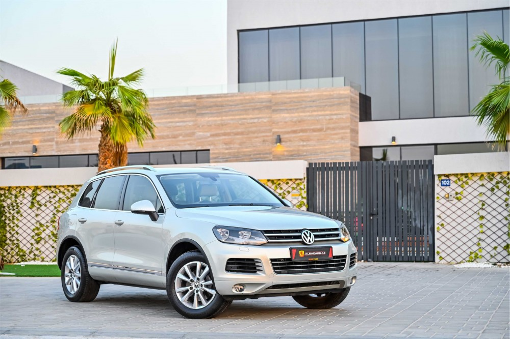 buy second hand Volkswagen Touareg without downpayment
