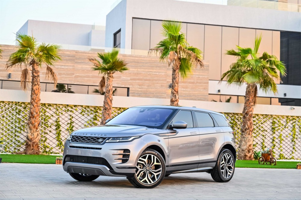 buy used Range Rover Evoque P250 HSE R-Dynamic without downpayment