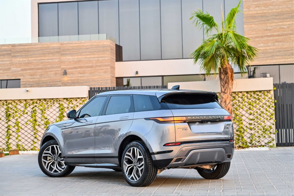 buy second hand Range Rover Evoque P250 HSE R-Dynamic in UAE
