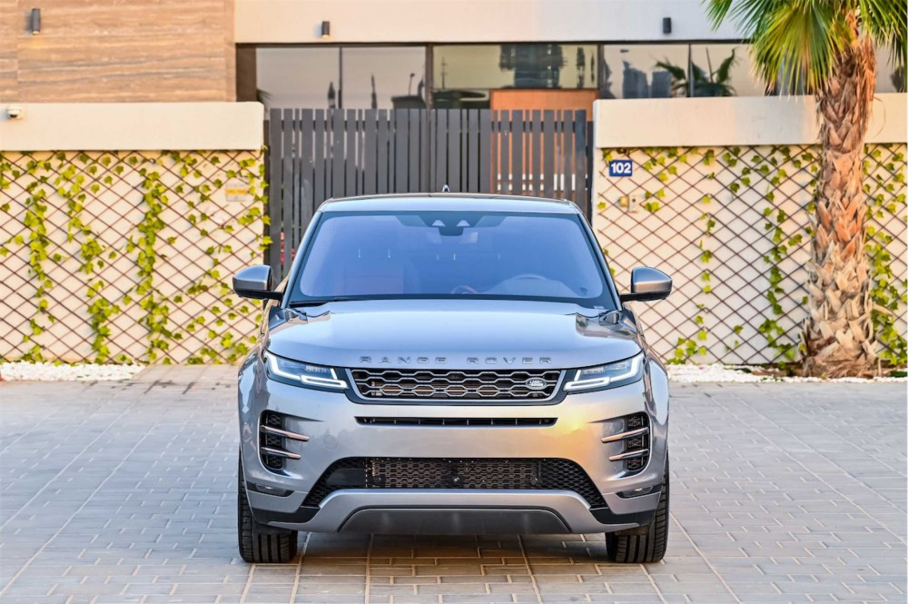 buy certified Range Rover Evoque P250 HSE R-Dynamic with warranty