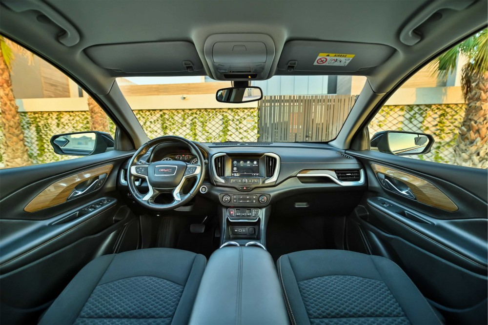buy used GMC Terrain SLE without downpayment