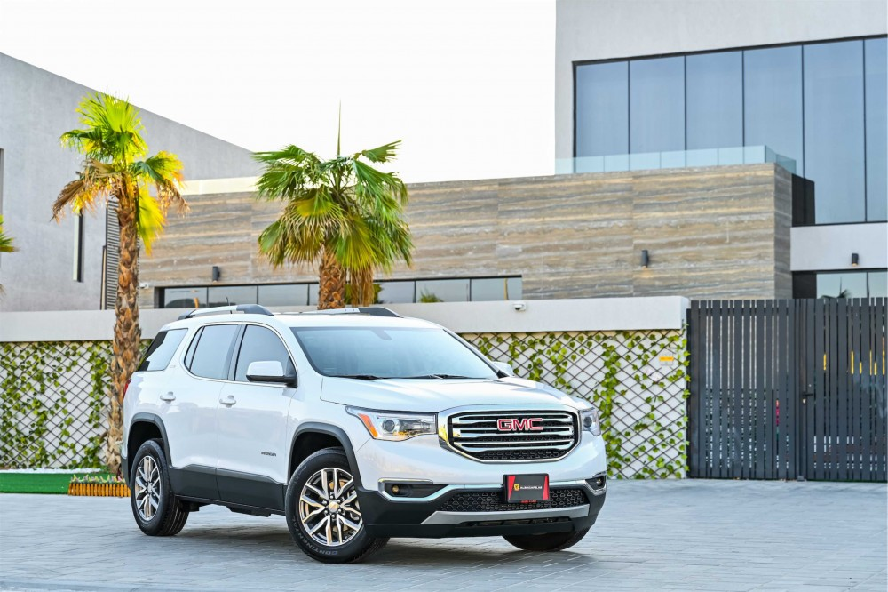 buy used GMC Acadia without downpayment
