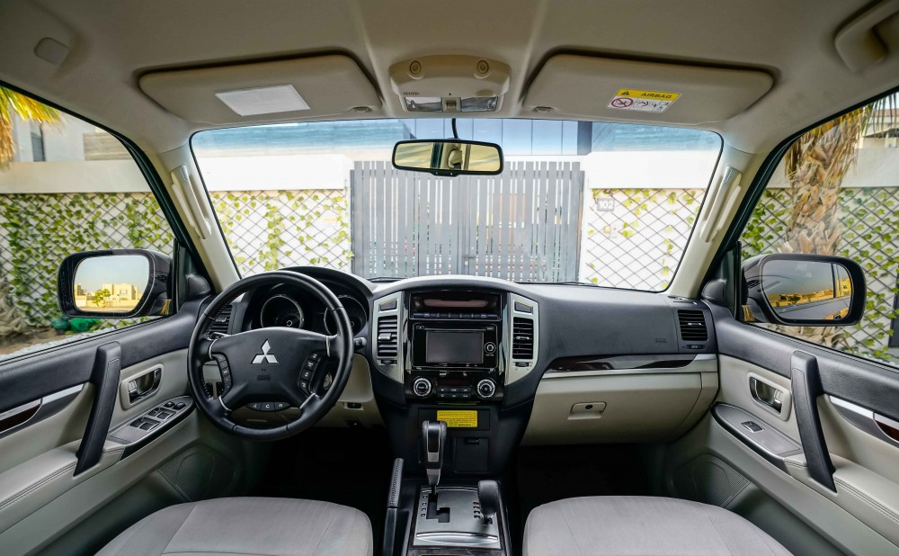 buy approved Mitsubishi Pajero without downpayment