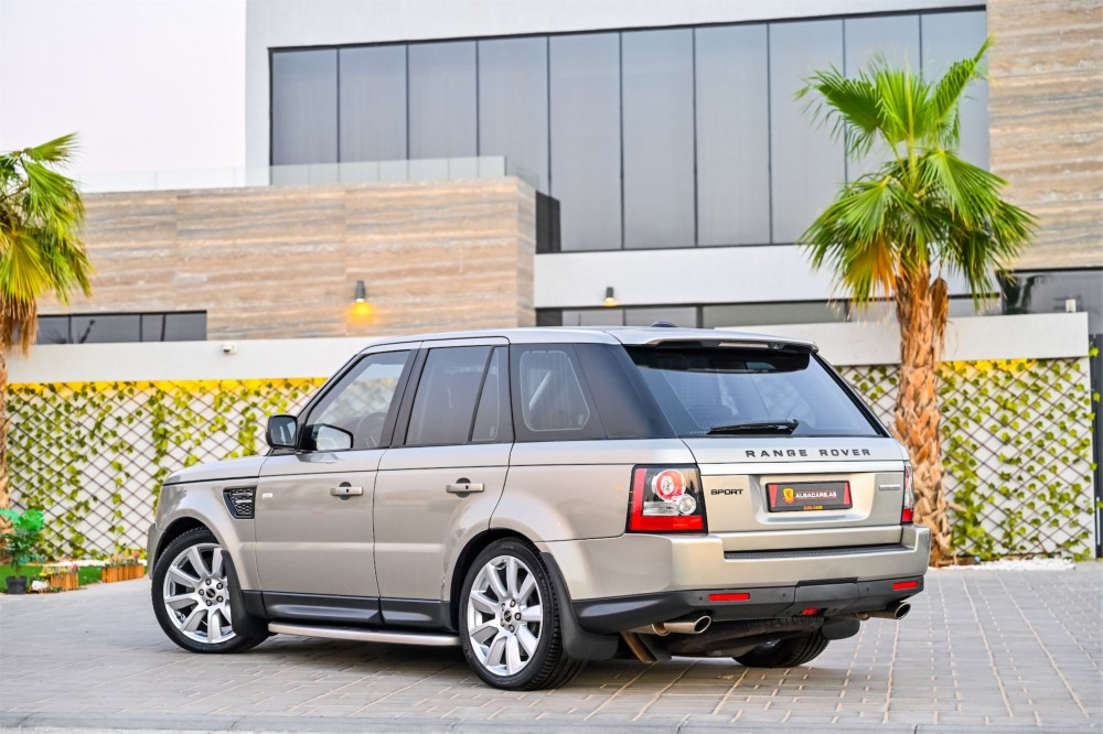 buy used Range Rover Sport V8 5.0SC without downpayment