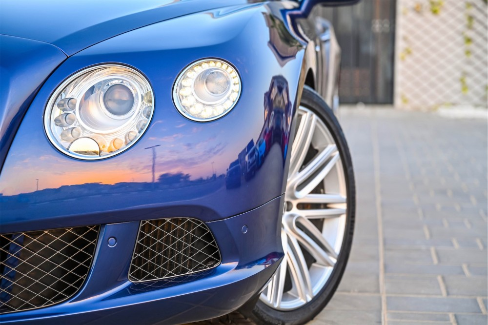 buy approved Bentley Continental GT Speed W12 with warranty