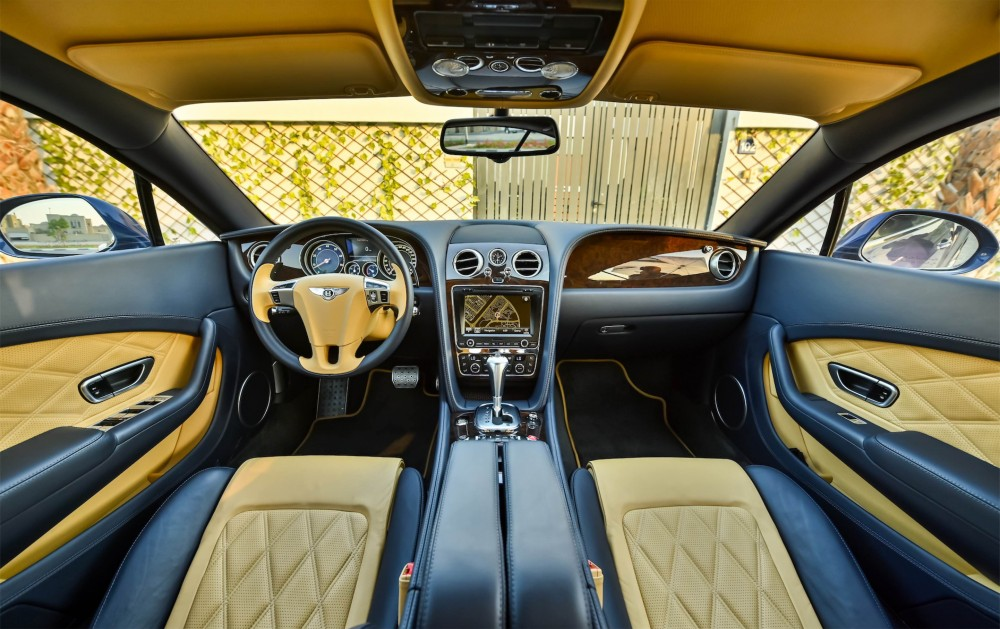 buy pre-owned Bentley Continental GT Speed W12 without downpayment