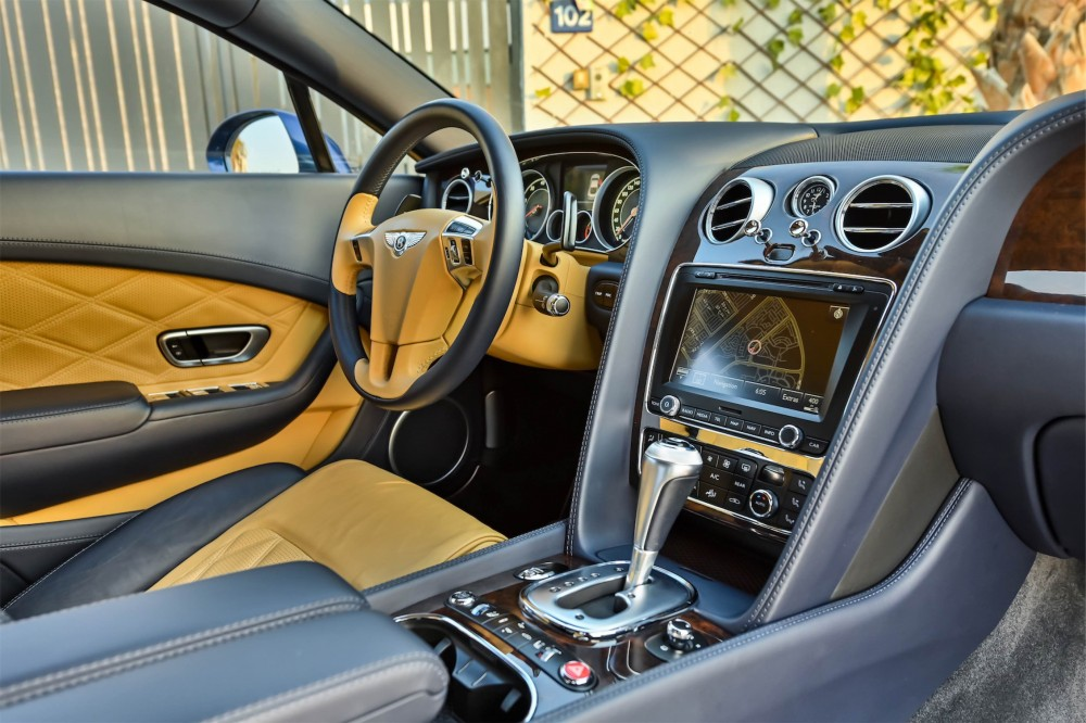 buy approved Bentley Continental GT Speed W12 in UAE