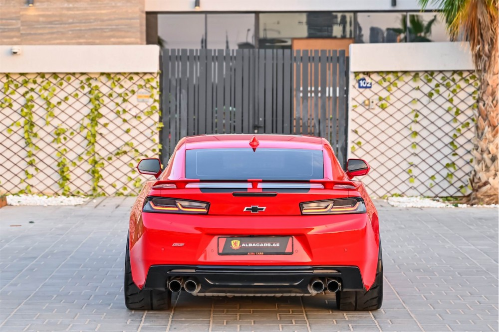 buy approved Chevrolet Camaro SS with warranty