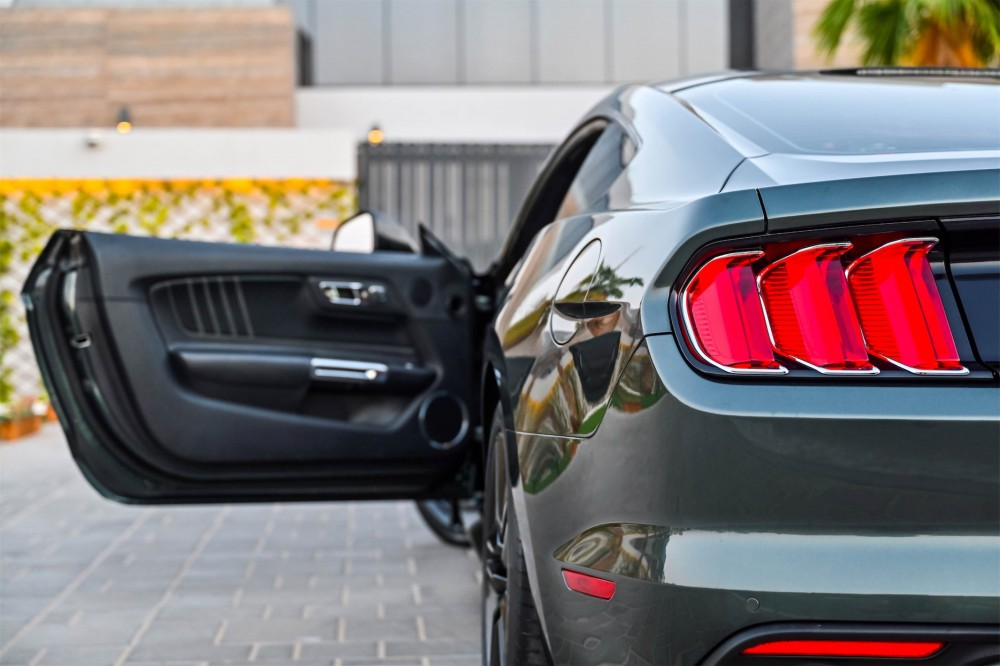 buy used Ford Mustang Ecoboost in Dubai