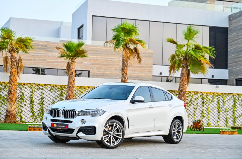 buy approved BMW X6 50i V8 M-Kit without downpayment