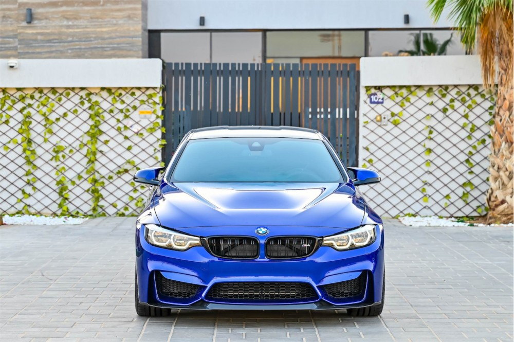 buy second hand BMW M4 CS without downpayment