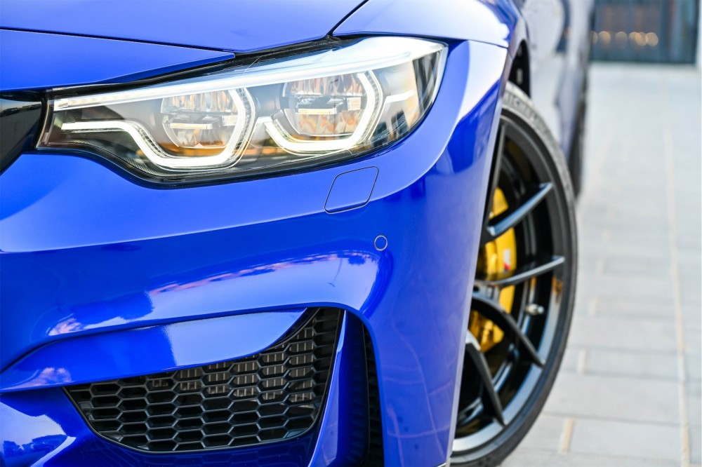 buy approved BMW M4 CS with warranty