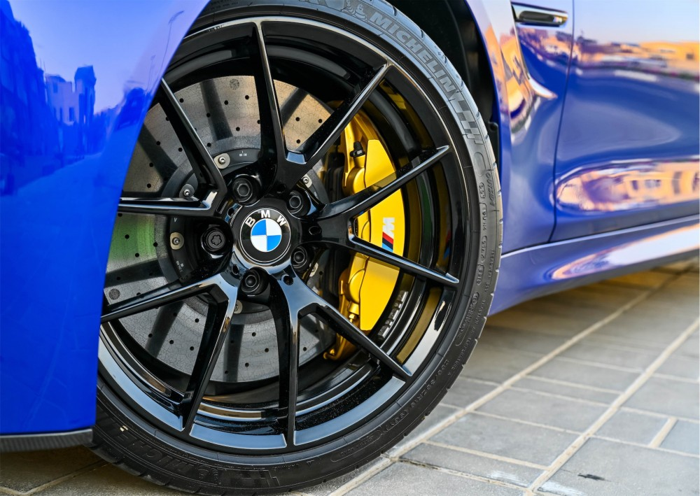 buy used BMW M4 CS without downpayment
