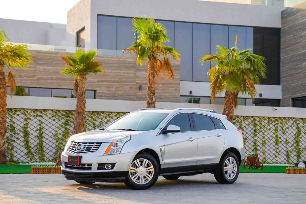 buy used Cadillac SRX4 without downpayment