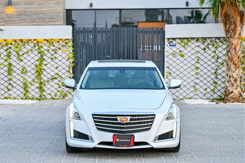 buy approved Cadillac CTS in UAE