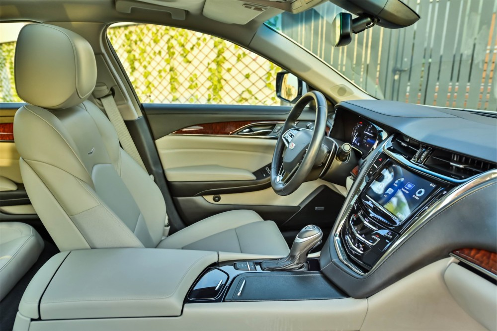 buy used Cadillac CTS without downpayment