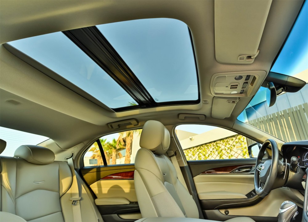 buy second hand Cadillac CTS without downpayment