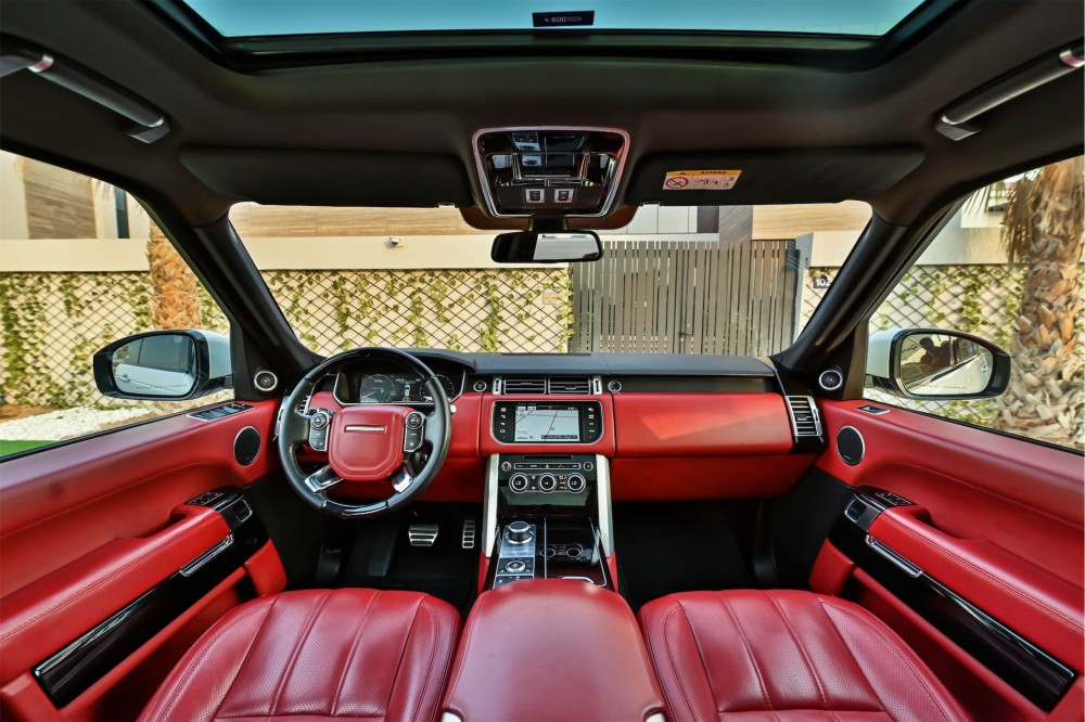 buy slightly used Range Rover Vogue SE without downpayment