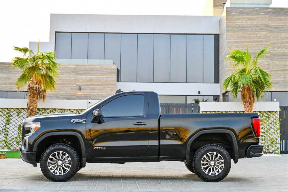 buy used GMC Sierra AT4 5.3L V8 with warranty