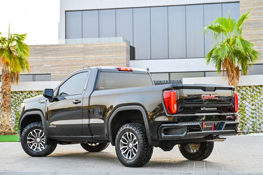 buy approved GMC Sierra AT4 5.3L V8 without downpayment