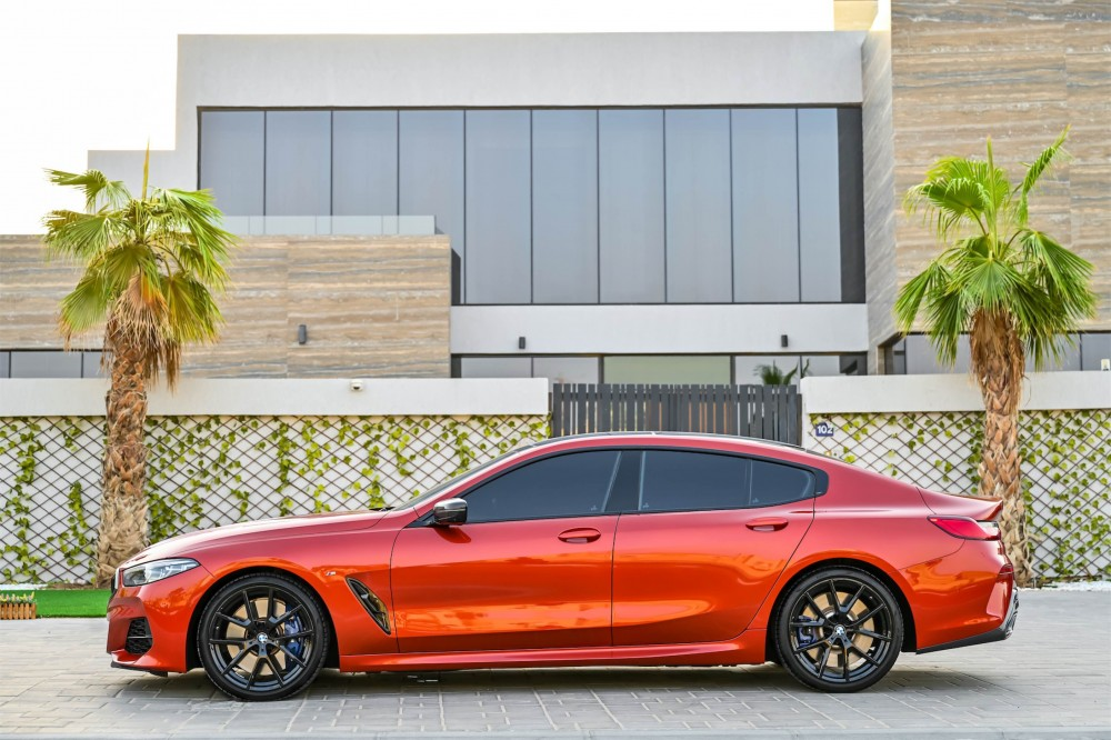 buy second hand BMW M850i XDrive without downpayment