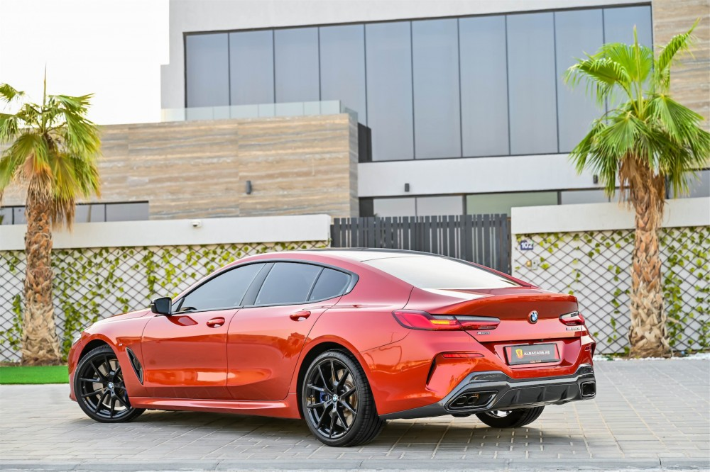 buy approved BMW M850i XDrive without downpayment