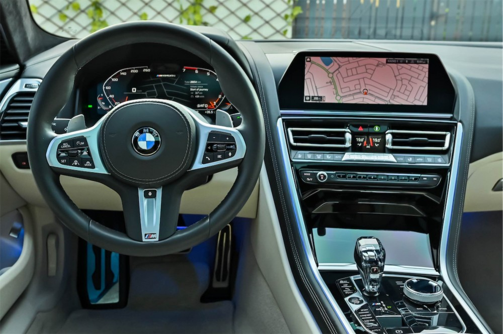 buy used BMW M850i XDrive without downpayment
