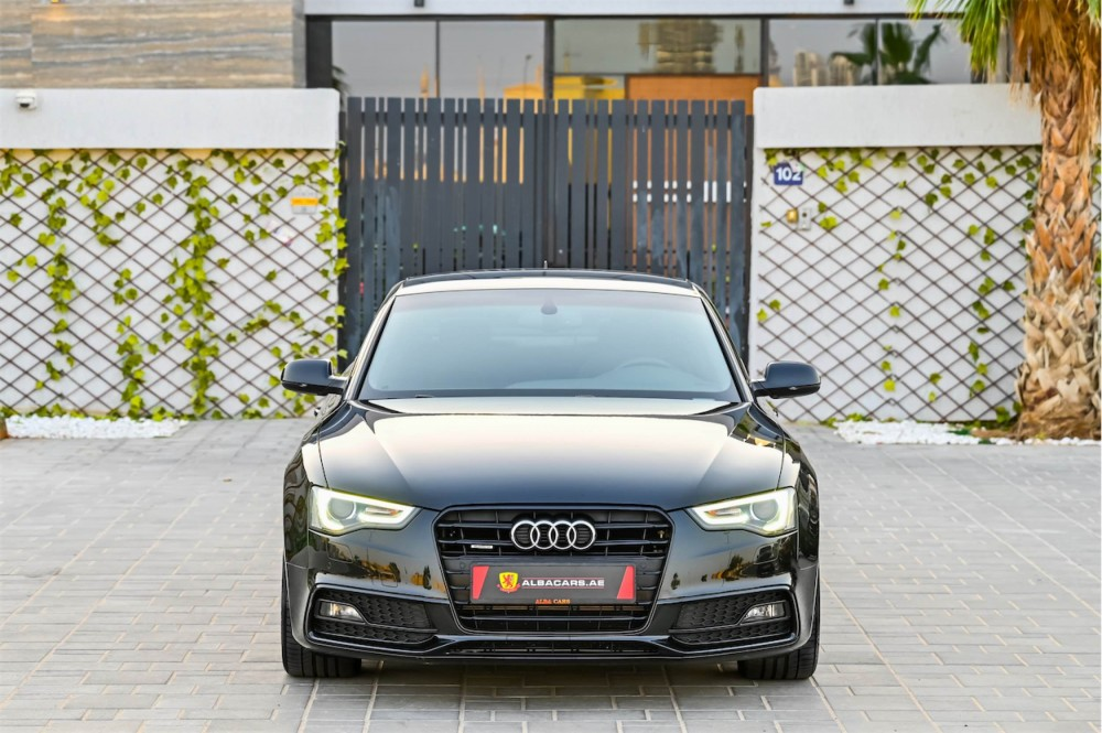 buy slightly used Audi A5 Coupe in Dubai