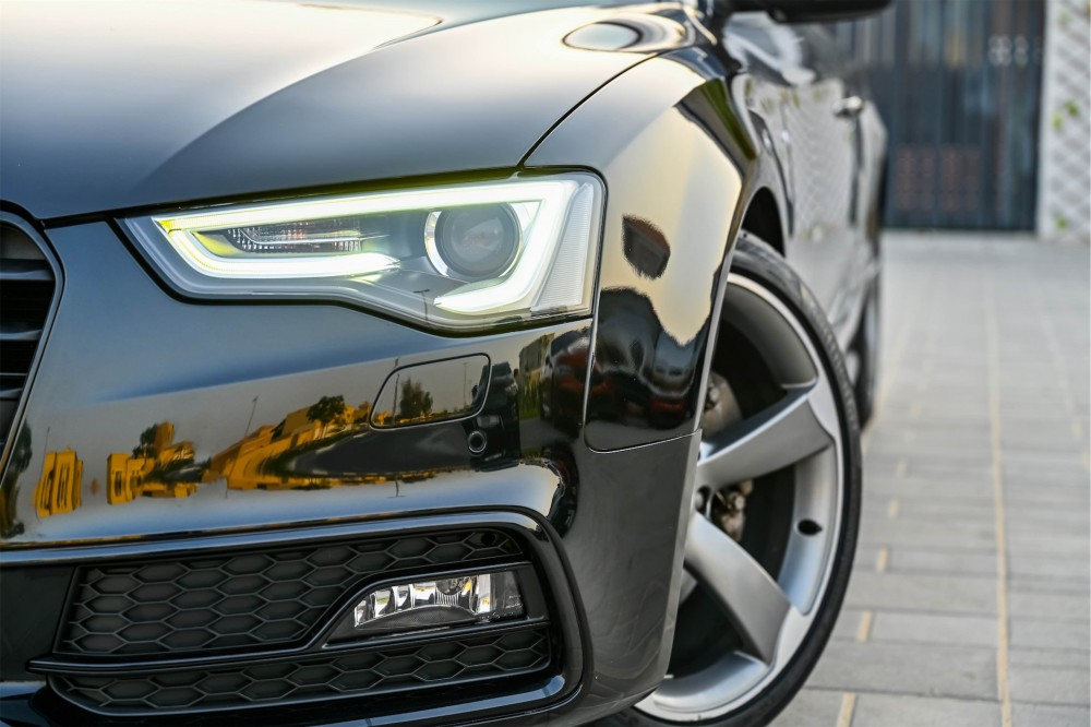 buy pre-owned Audi A5 Coupe with warranty