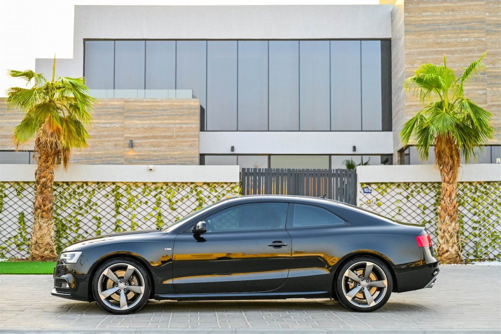 buy approved Audi A5 Coupe in Dubai