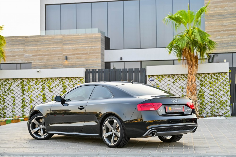 buy approved Audi A5 Coupe with warranty