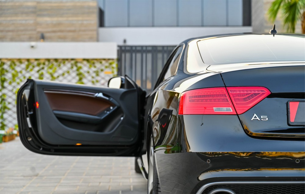 buy approved Audi A5 Coupe in UAE