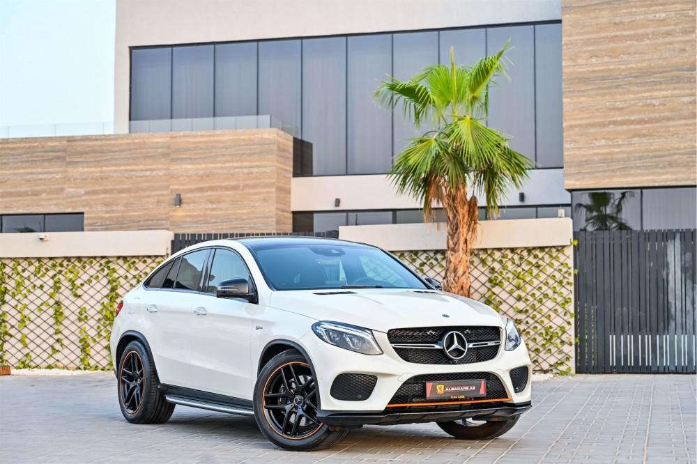 buy second hand Mercedes-Benz GLE43 AMG without downpayment