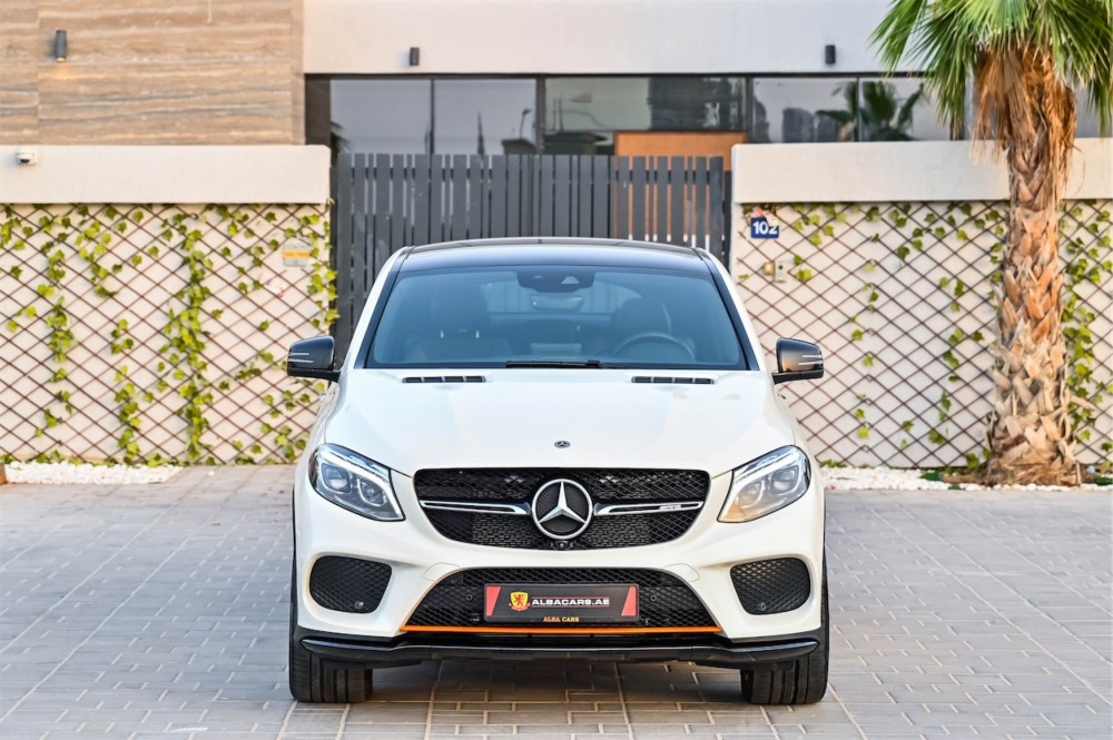 buy approved Mercedes-Benz GLE43 AMG with warranty