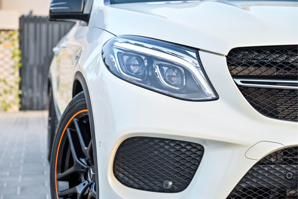 buy approved Mercedes-Benz GLE43 AMG in Dubai