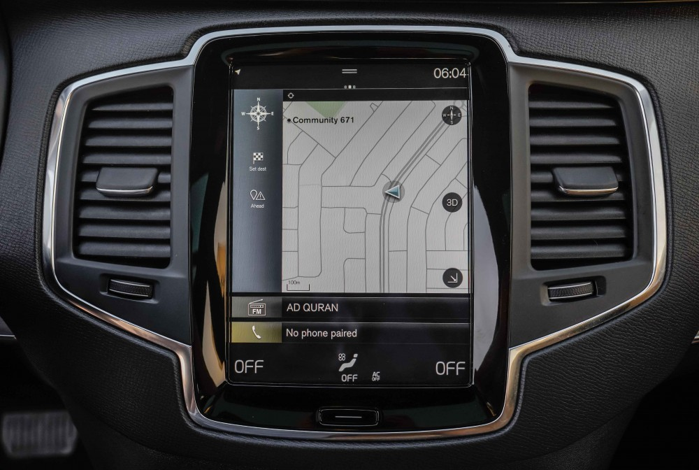 buy approved Volvo XC90 Momentum without downpayment